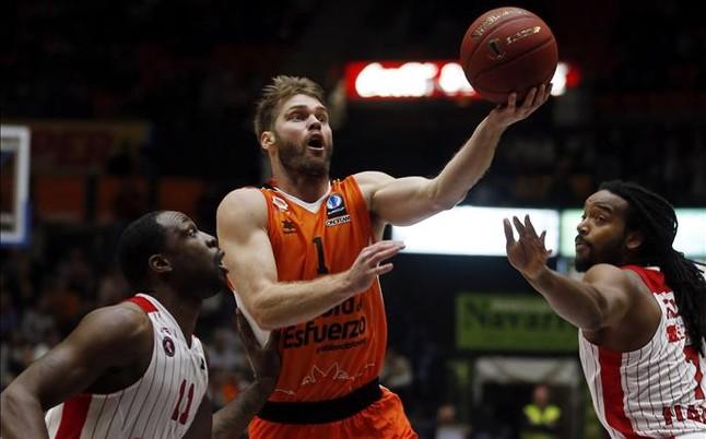 El Valencia Basket pierde ante el PAOK y su pase a octavos pende de un hilo