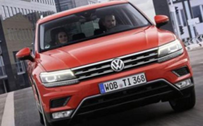 Volkswagen Tiguan: Ofensiva total