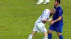 �A cu�nto se paga el cabezazo de Zidane?