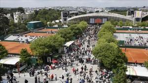 Roland Garros podrá seguir con sus mejoras