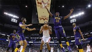 Los Houston Rockets ganaron a los Pelicans