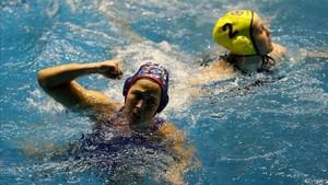 La Sirena CN Mataró tiene esperanzas de pasar a semifinales de la Euroliga