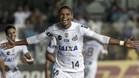 David Braz marcó el cuarto gol del Santos