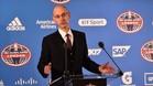 Silver anunció el tope salarial para la próxima temporada en la NBA