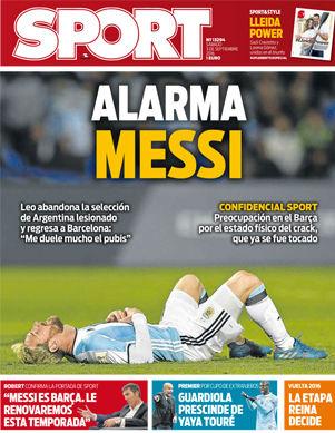 Fotos de Messi. - Página 4 20160903-1472859358898