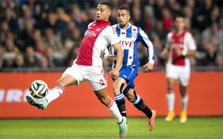 El Ajax se acerca al PSV