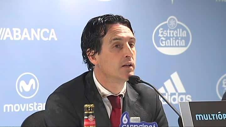 "Emery: ""Prefiero China al Camp Nou\"""