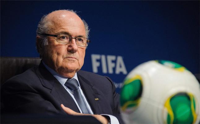 Se har� p�blico el sueldo de Blatter a finales de marzo