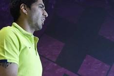 Luis Su�rez se declar� seguidor deBatistuta y Francescoli