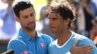 Novak Djokovic ha mostrado su apoyo a Rafa Nadal