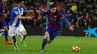 Vídeo resumen del Barça - Leganés (2-1). Partido de la jornada 23 de la Liga Santander