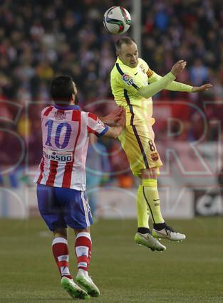 صور : مباراة أتليتيكو مدريد - برشلونة 2-3 ( 28-01-2015 )  1422483165209