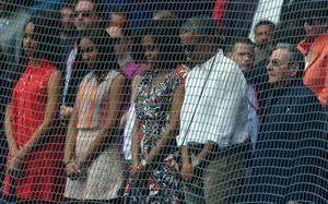 Obama ha visitado recientemente Cuba junto a su familia