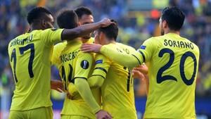El Villarreal se clasificó con una victoria en la última jornada ante el Steaua.