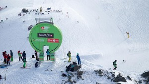 freeride world tour en Vallnord