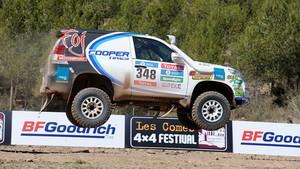 ¡Copilota un vehículo del Rally Dakar 2017!