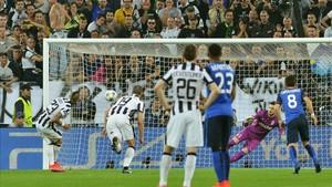 El último enfrentamiento se decidió con un penalty