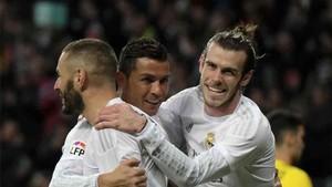 La BBC le está creando problemas a Zidane