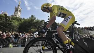 Froome ganará este domingo por cuarta vez el Tour