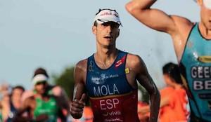 Mario Mola, revalida el título de campeón del mundo
