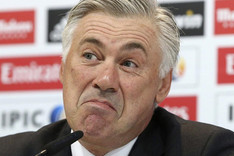 A Ancelotti le gust� que hubiese muchos madridistas en Cornell�