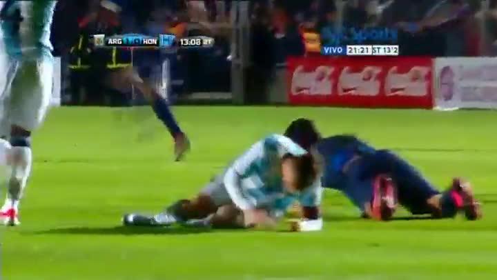 As� fue el golpe de Messi que enciende todas las alarmas