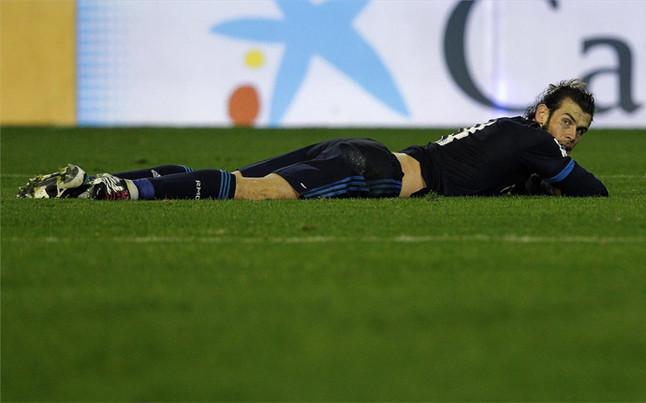 Zidane ya est� harto de Bale