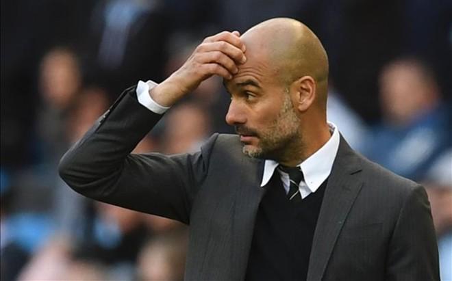 Guardiola repas� la actualidad del Manchester City