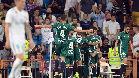 El Madrid se hunde en el Bernabéu