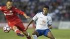 Lozano ha triunfado en el Tenerife