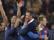 Luis Enrique quiere despedirse con la tercera Copa del Rey consecutiva