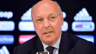 Marotta no se 'moja' sobre las salidas de Alves y Mascherano