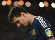 Messi ha dicho adi�s a la selecci�n