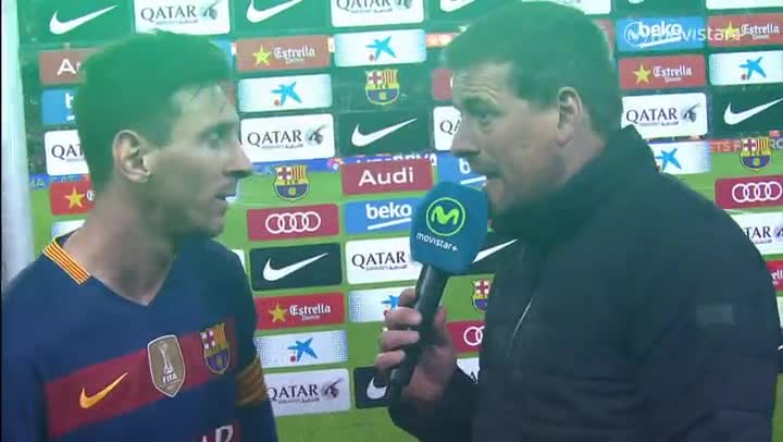 """Messi: """"Ser� dif�cil repetir el 2015, pero lo intentaremos"""""""
