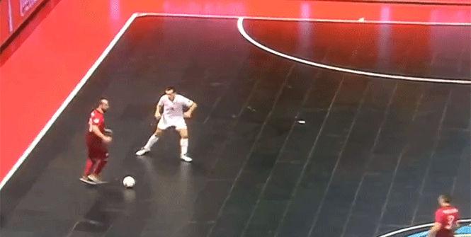 No te pierdas el maravilloso gol de Ricardinho