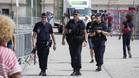 La policía detiene a un individuo con un arma de fogueo en Nimes