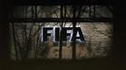 Registros en la sede de la FIFA