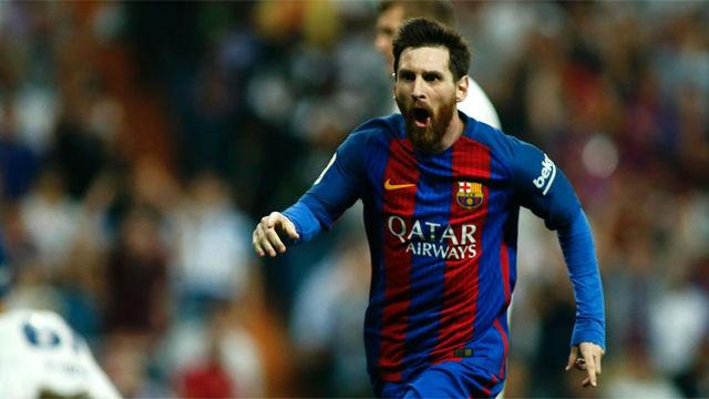 ... Y Messi lo volvió a hacer