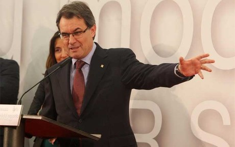 Artur Mas estar� en el Camp Nou