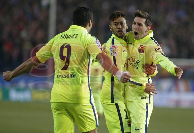 صور : مباراة أتليتيكو مدريد - برشلونة 2-3 ( 28-01-2015 )  1422483215919