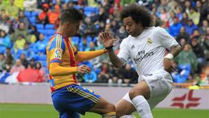 El Valencia - Real Madrid se jugará el 22 de febrero