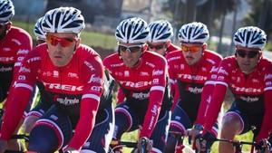 Contador debuta oficialmente con Trek en Andalucía