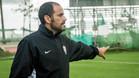 Salva Ballesta, exjugador del Atlético de Madrid, el Sevilla y el Málaga, entre otros equipos