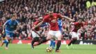 Ibrahimovic no esconde su disgusto por la situación del United