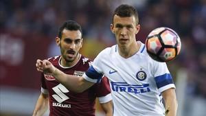Perisic es indiscutible en el Inter de Milán