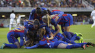 ¡El Barça femenino hace historia y se mete en semis de la Champions!
