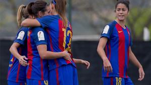 El Barça Femenino, el centro de atención en la WNSL