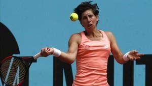 Carla Suárez espera rival en Estrasburgo