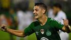 Andrei Girotto celebra su gol