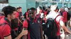 El Espanyo ha puesto hoy rumbo hacia Indonesia